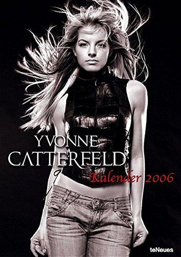 Yvonne Catterfeld 2006: A3 Kalender
