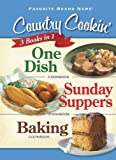 Country Cookin' 3 Books In 1, Editors of Publications International Ltd., 1605536881