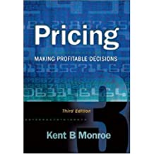 Pricing: Making Profitable Decisions