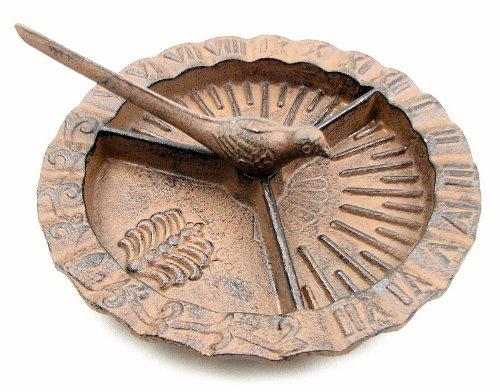 Decorative Cast Iron Sun Dial