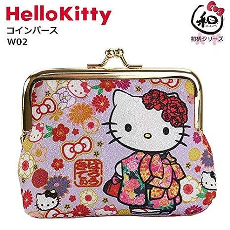 a6ba02343 Amazon.com: Hello Kitty x Manufatto Clasp Frame Coin Case Coin Purse ...