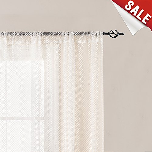 lace panels 63 inches - 9