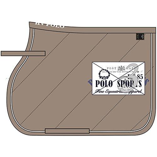 HV Polo Saddlepad Madee GP Light Taupe Full Size