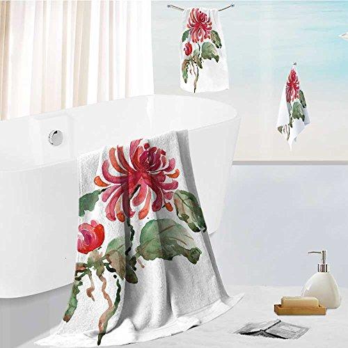 aolankaili Premium Quality 100% Cotton Super Soft Chrysanthe