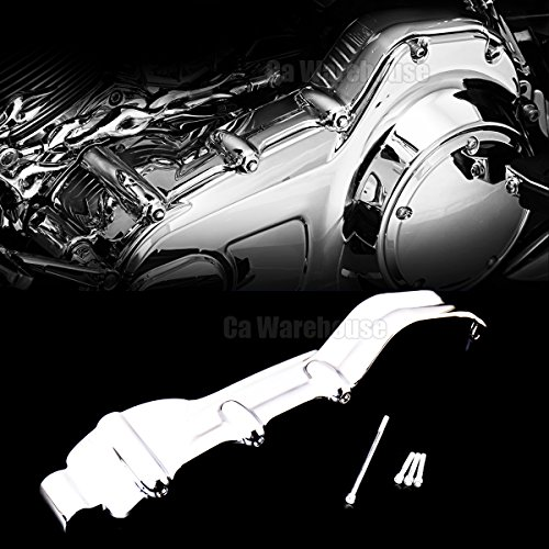 Chrome Inner Primary Covers For Harley Touring Street Glide Road King FLHX FLH/T 2009-2016