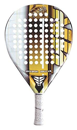 Akkeron Zeus - Pala de pádel, color oro, talla única: Amazon.es: Deportes y aire libre