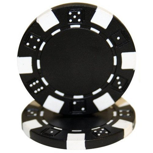 Brybelly 50 Black Clay Composite Striped Dice Brybelly Striped 11.5 Gram Chips Poker Chips B013XS5VHC, ホビープラザ ビッグマン:5f44da7b --- itxassou.fr
