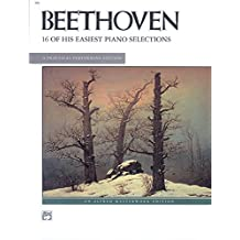 Beethoven - 16 Easiest Selections