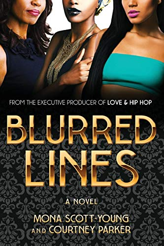Book Cover: Blurred Lines