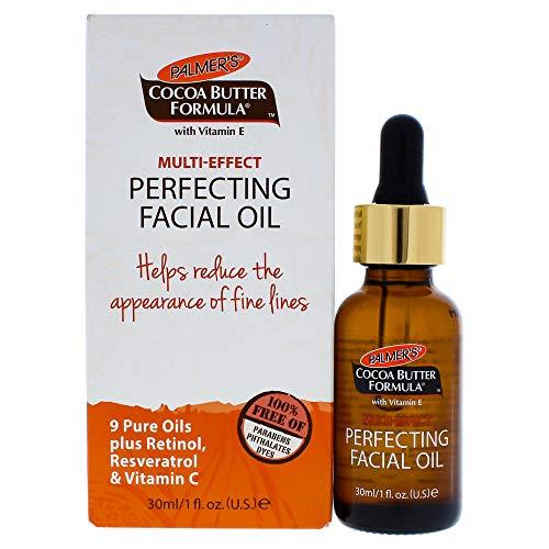 Palmer's Cocoa Butter Formula with Vitamin E, Ultra Gentle Perfecting Facial Oil, 1 Ounce