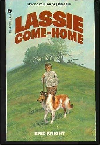 Lassie Come Home Book