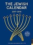 The Jewish 2017-2018 Engagement Calendar: Jewish Year 5778 16-Month Calendar
