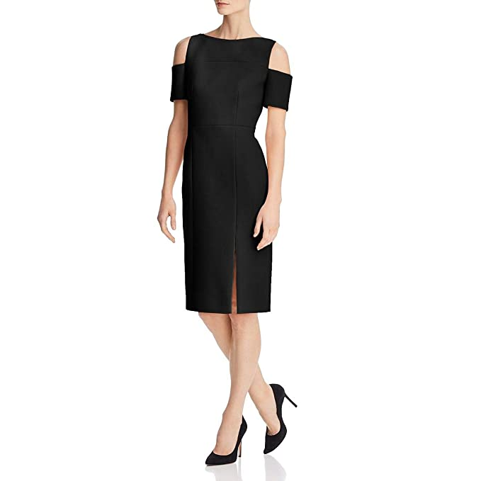 Amazon.com: Vestido de cóctel Hugo Boss BOSS para mujer ...