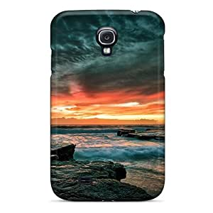 Protection Case For Galaxy S4 / Case Cover For Galaxy(interesting Sunset)