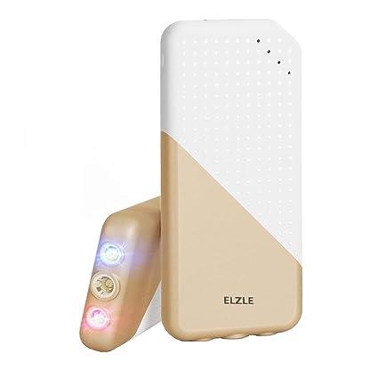 Amazon.com: Elzle 25000mAh Cargador rápido Banco de ...