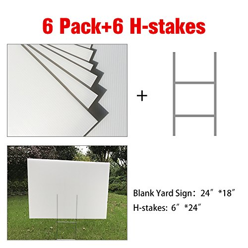 Metal Advertisement Sign (Mejor Conocido 6 Pack 24