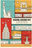 Best Nyc Travel Books - Kidding Around NYC: For Kids Who Want the Review