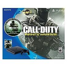 PlayStation 4 Slim 500GB Console - Call of Duty: Infinite Warfare Bundle - Console Edition