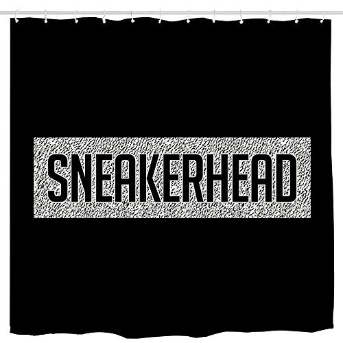 22250ffa6d5e0 Amazon.com: Wlioohhgs Sneakerhead Yeezy Boost 350 Pattern Waterproof ...