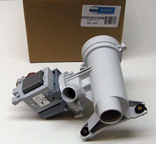 Washer Drain Pump Motor For General Electric Ap4324598