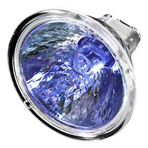 Ushio 1003226 - EXT/FG/WS/6500 - 50 Watt 12 Volt Narrow Spot Whitestar MR16 Light Bulb, 6500K