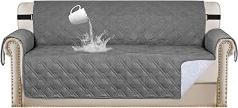 Waterproof Pet Dog Cat Scratch Proof Sofa Cover Couch Protector Throw Slipcover