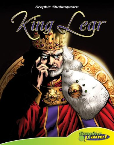 Download William Shakespear's King Lear (Graphic Shakespeare) pdf