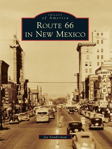 - Route 66 in New Mexico (Images of America)