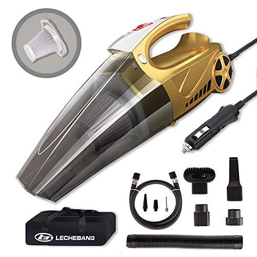 Car Accessories Car Vacuum Cleaner Hand Held Vacuum Wet Dry