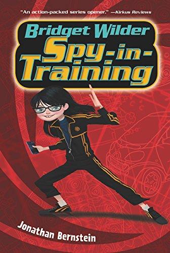 Download Bridget Wilder: Spy-in-Training (Bridget Wilder Series) pdf