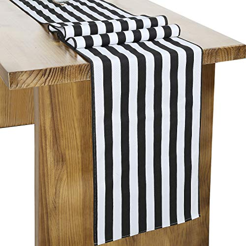 SoarDream Classic Striped Table Runner 14