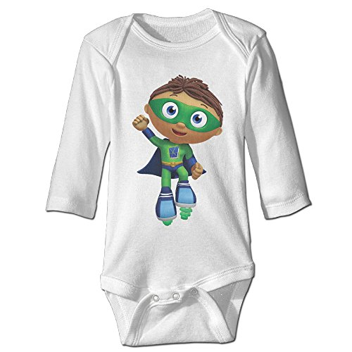 baby-infants-100-cotton-long-sleeve-onesies-toddler-bodysuit-super-why-jumping-clothes-white-size-18