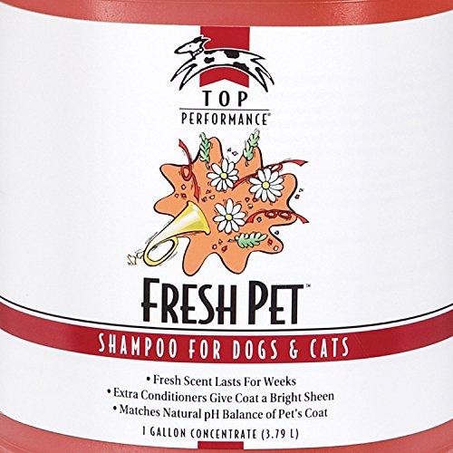 Top-Performance-Fresh-Pet-Shampoo-1-Gallon