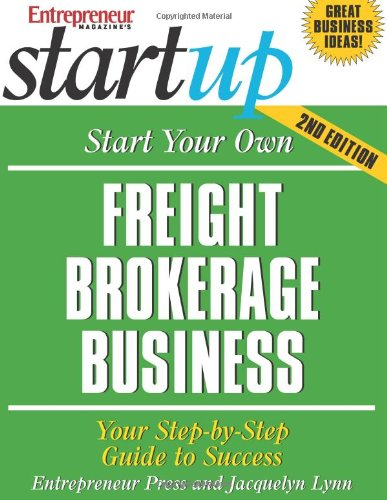Start Freight Brokerage Business Step product image