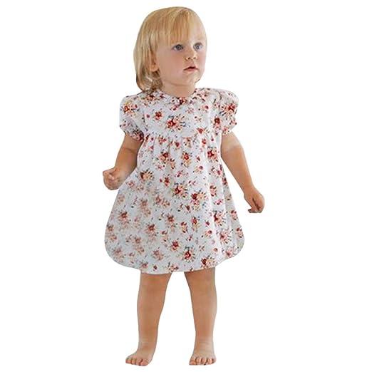 e13666d7849c Amazon.com  Randolly Baby Girls Dress