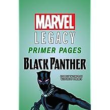 Black Panther - Marvel Legacy Primer Pages (Black Panther (2016-))