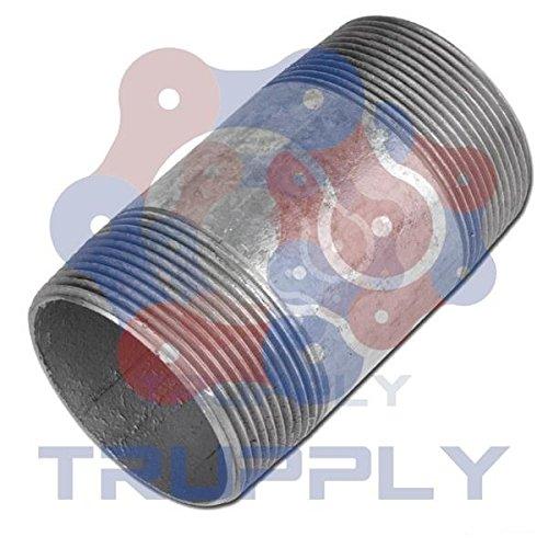 Galvanized NOM: 0.5 X 2 SCH 40 Nipple Welded