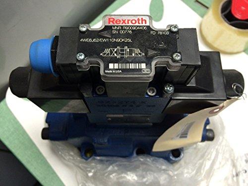 NEW REXROTH R900904406,Z2FS 6-44/1Q, VALVE,R978008115,4WE6J61/EW110N9DK25L CE from Rexroth