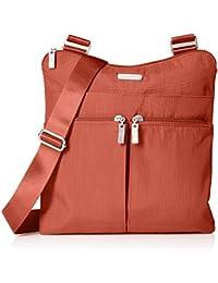 Horizon Crossbody Bag with Zippered Exterior Pockets