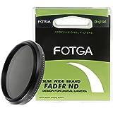 Fotga 77mm Slim Fader Variable Adjustable ND2 to ND400 ND Neutral Density Filter