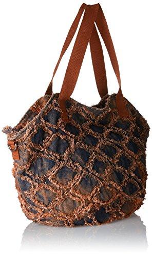 Sansibar Damen Zip Bag Henkeltasche, Braun (Rust), 25x28x31 cm: Amazon.de:  Schuhe & Handtaschen