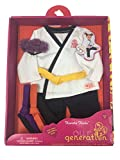 Our Generation Karate Kicks Martial Arts Outfit 18 Doll Clothes Karategi