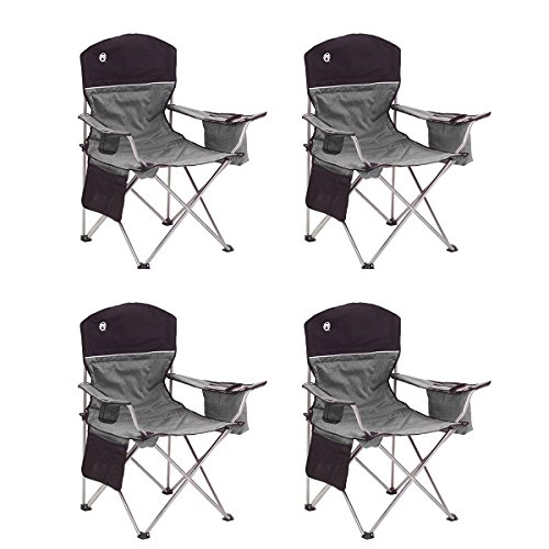 Price comparison product image Coleman Oversized Quad Chair with Cooler