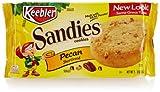 Keebler Sandies Cookies, Pecan Shortbread, 11.3 Oz