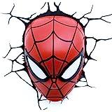Philips 71786/40/16 - Máscara de luz LED en 3D, diseño de Spiderman