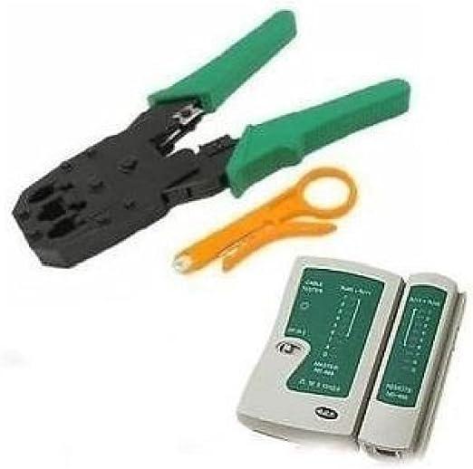 RJ45 Cat5 LAN Cable Crimper Tool