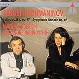 Rachmaninov: Suites for Piano Nos. 1 & 2 Opp 5