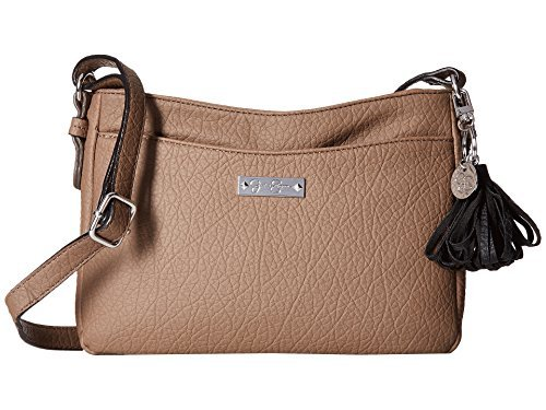 Jessica Simpson Women's Brynn Crossbody Truffle Cross Body