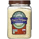 RICE SELECT Organic White Rice Jar, 1Kg