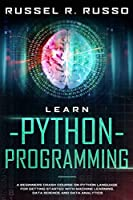 Learn Python Programming Front Cover